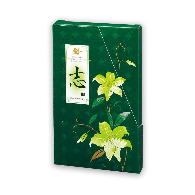 平袋カートン 百合の音〈草〉50g×1袋詰