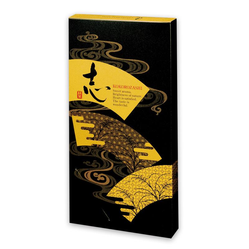 平袋カートン 扇雅〈金〉100g×1袋詰