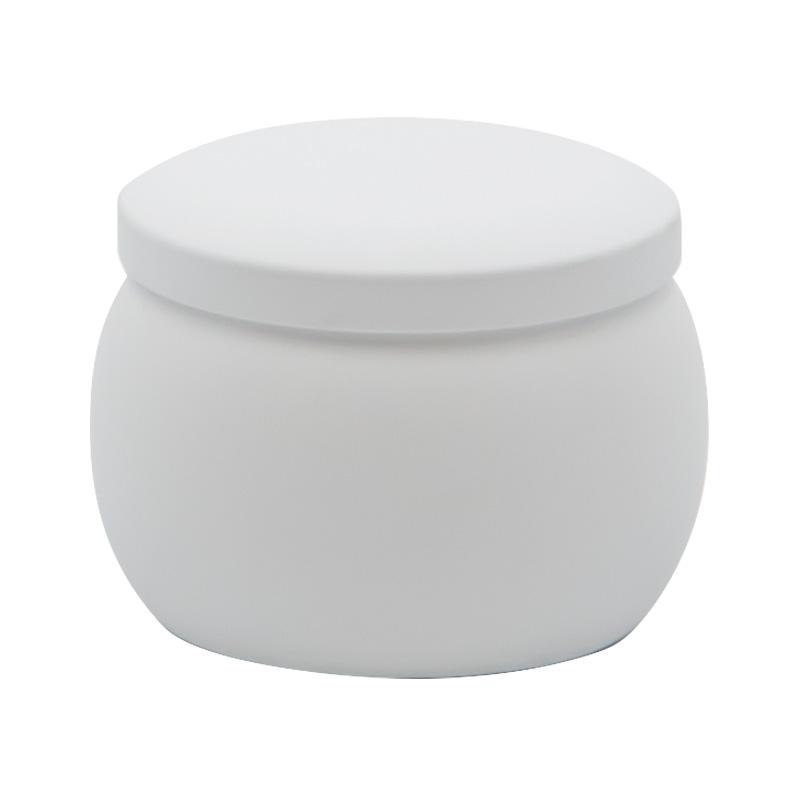 バロン缶(白マット)100SBW