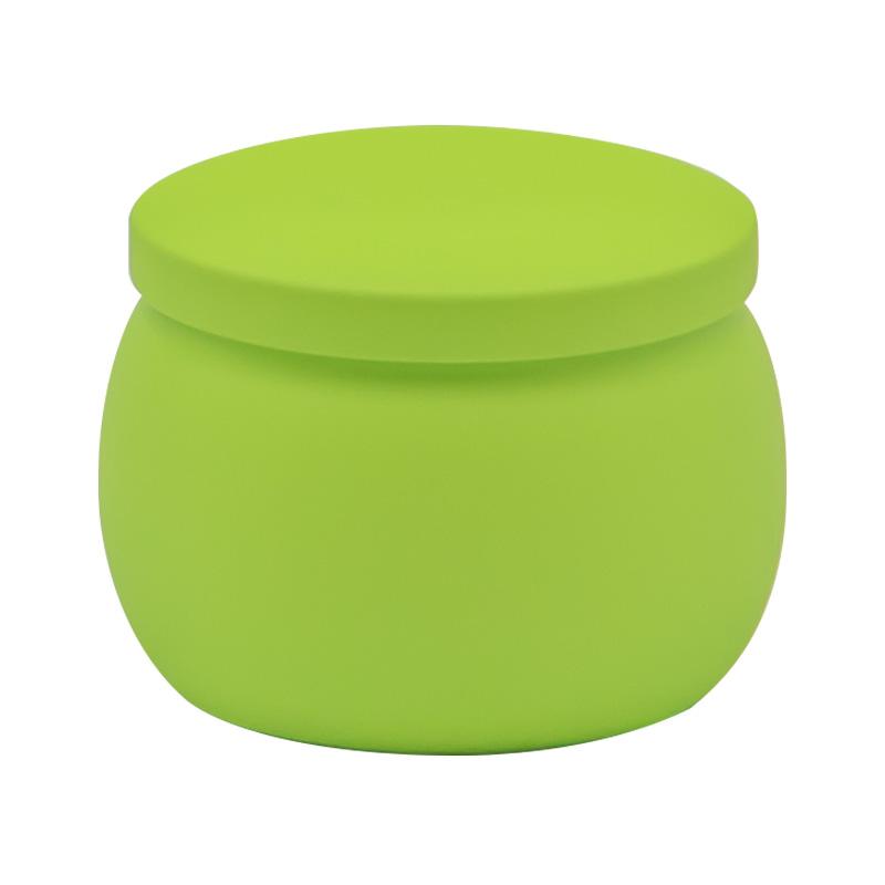 バロン缶(緑マット)100SBG